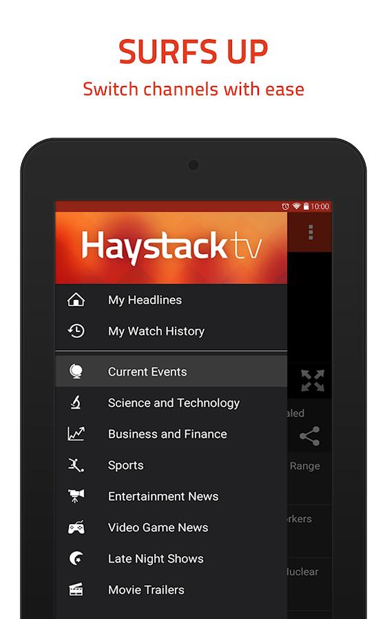 Haystack TV: Top News Video- screenshot