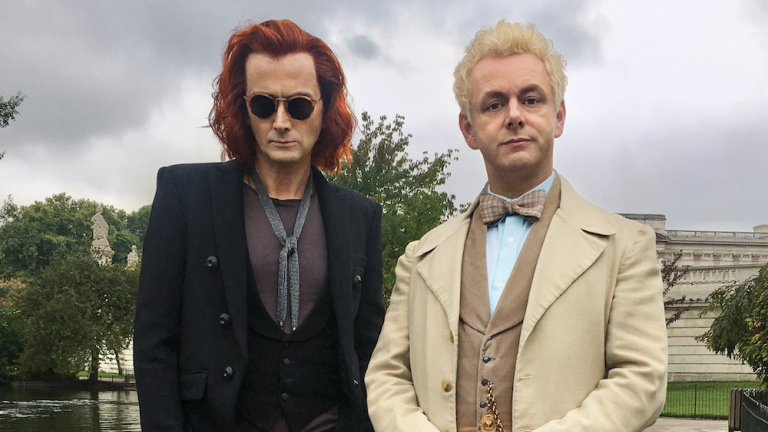 Good Omens Review (Spoiler Free) | Den of Geek