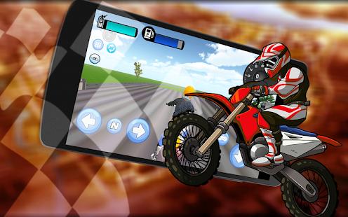 Stunt Motocross Rider Racer 3D - náhled