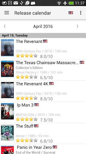My Movies by Blu-ray.com 1.9.3 screenshots 5