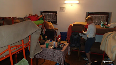 Photo: Rifugio Dibona - noćenje sa doručkom za 33 eur - očekivali smo malo bolje sobe :P