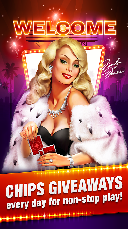 Celeb Poker - Texas Holdem- screenshot