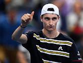 Ugo Humbert wint eerste ATP-finale tegen ervaren landgenoot Benoît Paire