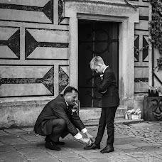 Φωτογράφος γάμων Vojta Hurych (vojta). Φωτογραφία: 15.08.2018