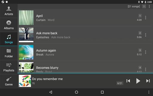 jetAudio HD Music Player Plus  screenshots 16