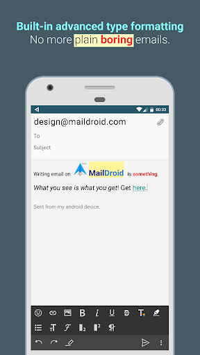 MailDroid screenshot 4