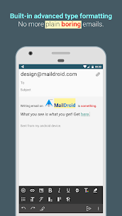 MailDroid – Free Email Application App Latest Version  Download For Android 4