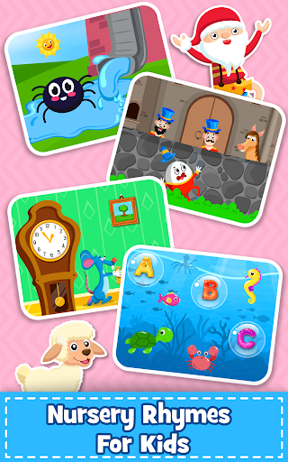 Baby Phone for toddlers - Numbers, Animals & Music apkpoly screenshots 5