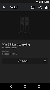 Calvary Bible Church- screenshot thumbnail