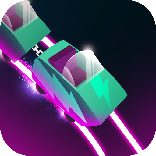 Rollercoaster Dash game (apk) free download for Android/PC/Windows