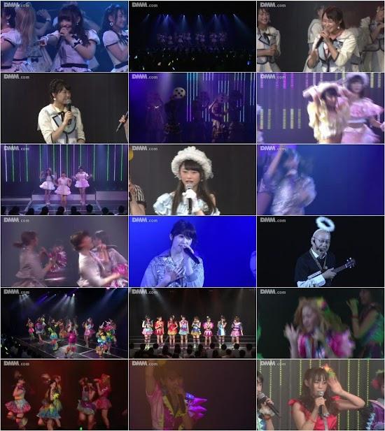 (LIVE)(公演) NMB48 チームN「ここにだって天使はいる」公演 160607