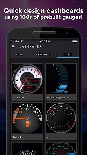 Dash Maker: OBD Car Dashboards v1.2.0