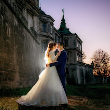 Wedding photographer Roman Medvid (photomedvid). Photo of 23.10.2018