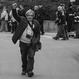 by Dušan Gajšek - Black & White Portraits & People