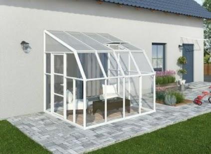 Nápady na design zeleného domu - náhled