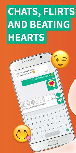yoomee - Flirt Dating Chat App J19.M10.T28.R1 5