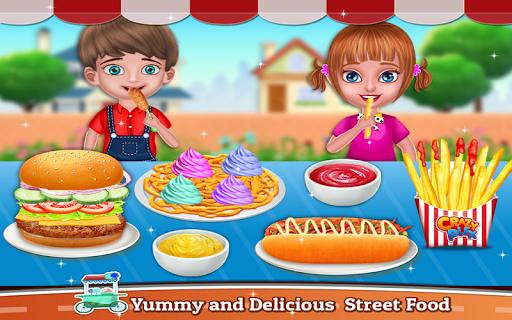 Street Food - Cooking Game 1.2.0 screenshots 5