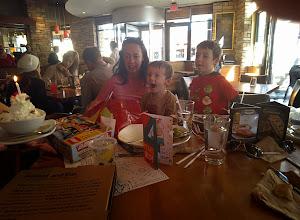 Photo: Finnegan's Birthday