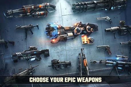 Dead Target Mod APK Latest 4.43.1.1 [Unlimited Money] 1