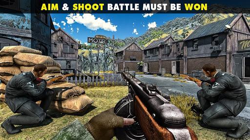 WW2 US Commando Battleground Survivor 1.0.7 screenshots 5