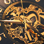 Clock Mechanism Live Wallpaper