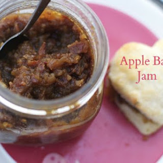 Apple Bacon Jam