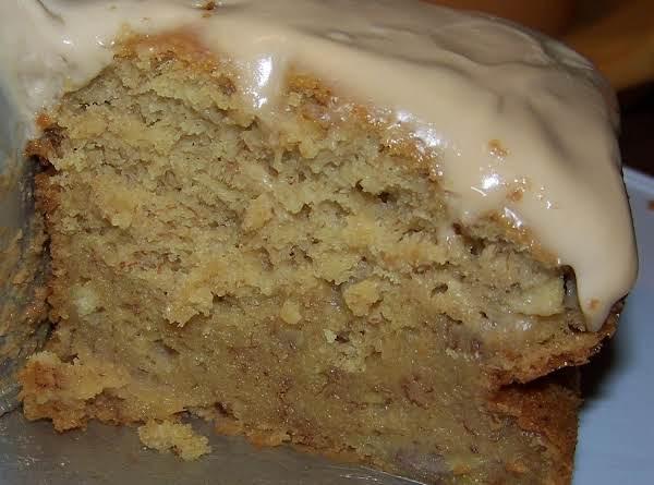 Carmen's Banana Cake Recipe