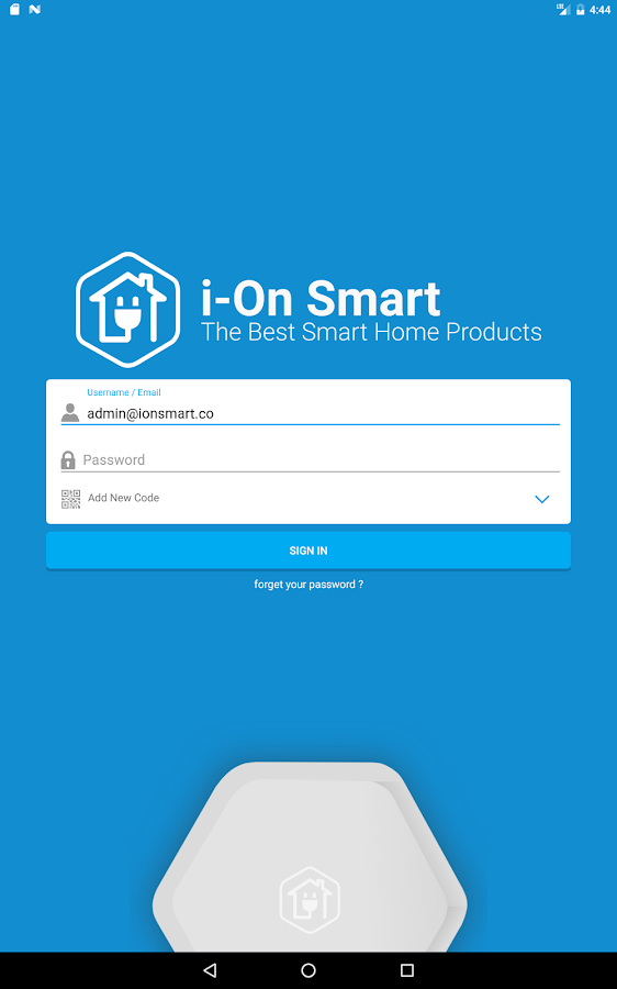 i-On Smart- screenshot
