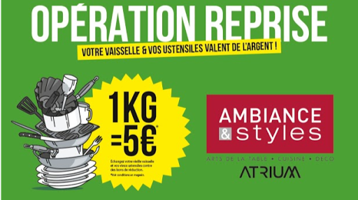 Opération reprise Ambiance & Styles