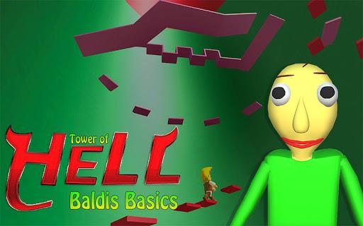 Baldi Classic Tower of Hell - Climb Adventure Game 1.3 apktcs 1