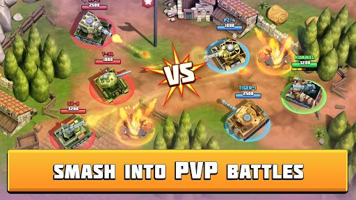 Tanks Brawl screenshot 1