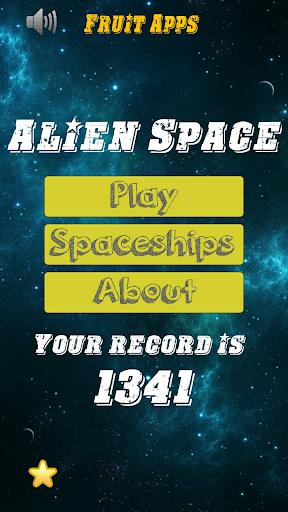 Alien Space Classic Game