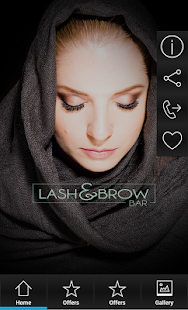 Lash and brow bar- screenshot thumbnail
