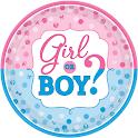 Chinese Baby Gender Predictor - Joke gender reveal icon