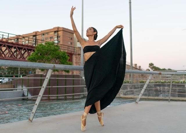 La joven piensa que todo esfuerzo tiene su recompensa tras 17 años dedicados a la danza.