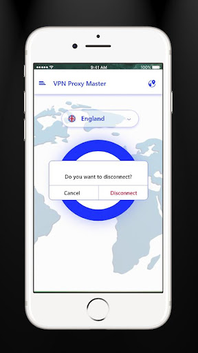 VPN PROXY MASTER 2020  screenshots 5