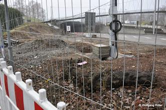 Photo: Wolff & Müller-Baustelle beim Leuze am Schwanentunnel