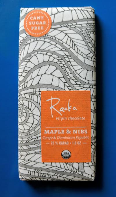 75% maple raaka bar