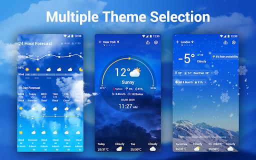 Weather Forecast 1.5.1 screenshots 14