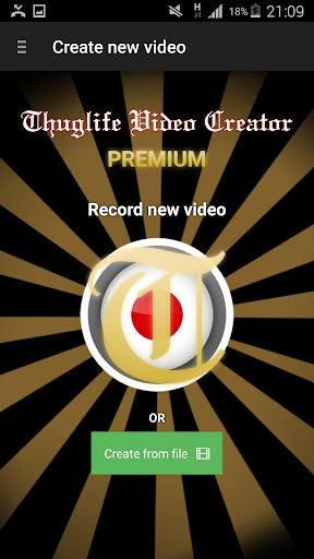 Thuglife Video Creator Premium