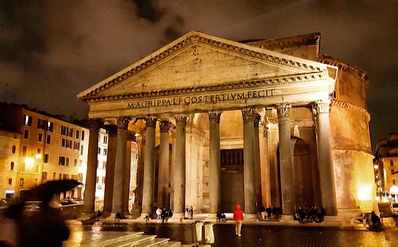 Maestoso Pantheon. di Patrizia's Photo