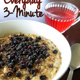 Everyday 3-Minute Oatmeal