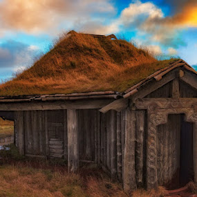 viking home by André Figueiredo - Buildings & Architecture Decaying & Abandoned (  )