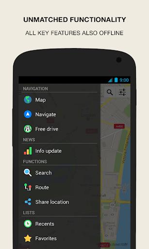 GPS Navigation & Maps - Scout  screenshots 4