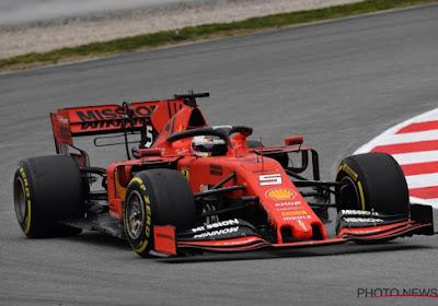 GP de Chine : Sebastian Vettel domine les essais libres