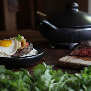 Colombian Steak & Eggs | Bistec a Caballo Recipe