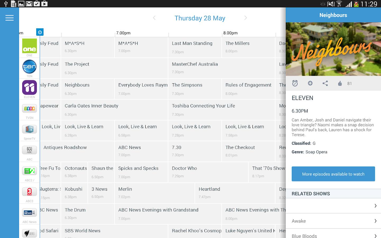 TENplay - screenshot
