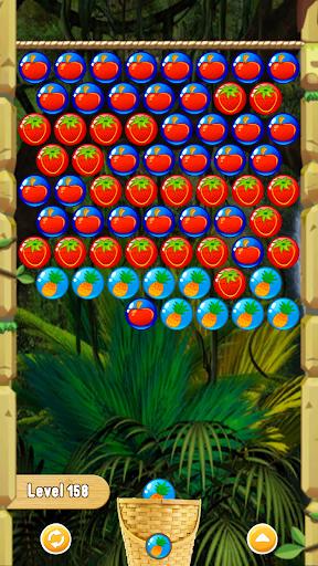 Jungle Bubble Shooter 35.1.10 screenshots 4