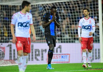 """Diagne manque trois occasions de but mais se justifie : """"Il m'est arrivé beaucoup de choses"""""""