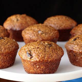 One Bowl Buttermilk Bran Muffins.